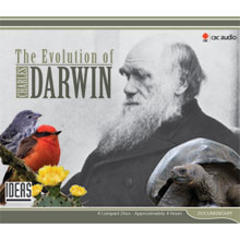 CBC's The Evolution of Charles Darwin